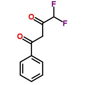 62679-61-2 4,4-difluoro-1-phenylbutane-1,3-dione