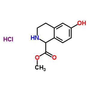 672310-19-9 methyl 6-hydroxy-1,2,3,4-tetrahydroisoquinoline-1-carboxylate hydrochloride