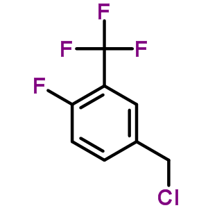 67515-62-2 4-(Chloromethyl)-1-fluoro-2-(trifluoromethyl)benzene