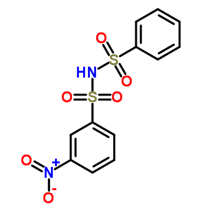 69173-32-6 3-nitro-N-(phenylsulfonyl)benzenesulfonamide