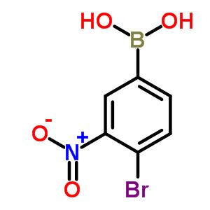 74386-13-3 (4-bromo-3-nitrophenyl)boronic acid