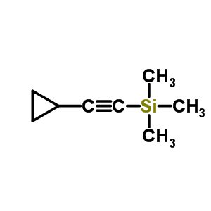 81166-84-9 (Cyclopropylethynyl)(trimethyl)silane