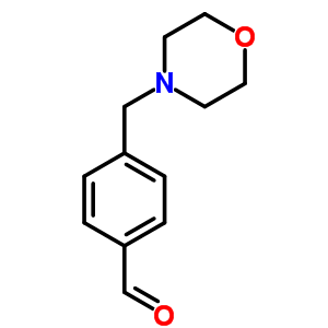 82413-63-6 4-(morpholin-4-ylmethyl)benzaldehyde