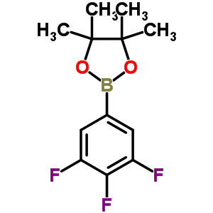 827614-70-0 4,4,5,5-tetramethyl-2-(3,4,5-trifluorophenyl)-1,3,2-dioxaborolane