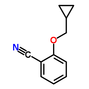 83728-40-9 2-(cyclopropylmethoxy)benzonitrile