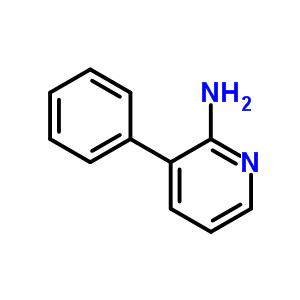 87109-10-2 3-phenylpyridin-2-amine