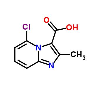 885275-55-8 5-chloro-2-methylimidazo[1,2-a]pyridine-3-carboxylic acid