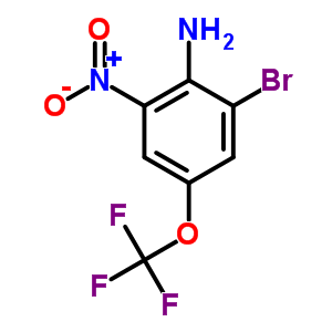 886499-21-4 2-Bromo-6-nitro-4-(trifluoromethoxy)aniline