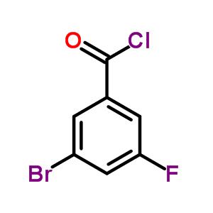887266-90-2 3-bromo-5-fluorobenzoyl chloride