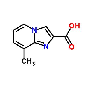 88751-05-7 8-methylimidazo[1,2-a]pyridine-2-carboxylic acid