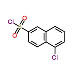 89108-45-2 5-chloronaphthalene-2-sulfonyl chloride