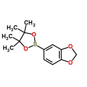 3,4-二亚甲二氧苯基硼酸频哪醇酯 94838-82-1
