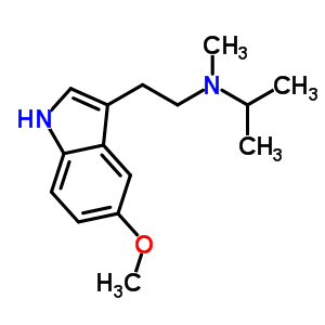 96096-55-8 N-[2-(5-methoxy-1H-indol-3-yl)ethyl]-N-methylpropan-2-amine