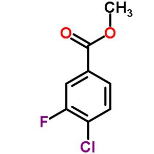 206362-87-0 methyl 4-chloro-3-fluorobenzoate