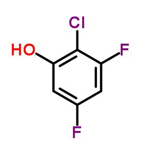 206986-81-4 2-chloro-3,5-difluorophenol