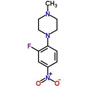 221198-29-4 1-(2-fluoro-4-nitrophenyl)-4-methylpiperazine