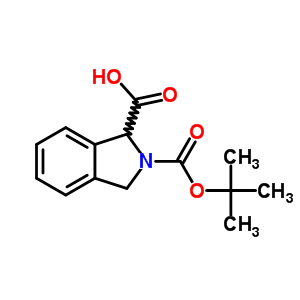 221352-46-1 2-(tert-butoxycarbonyl)-2,3-dihydro-1H-isoindole-1-carboxylic acid