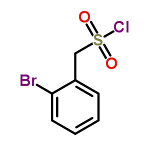 24974-74-1 (2-Bromophenyl)methanesulfonyl chloride
