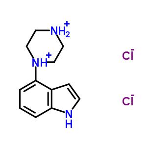 1H-Indole,4-(1-piperazinyl)-, hydrochloride (1:2) 255714-24-0