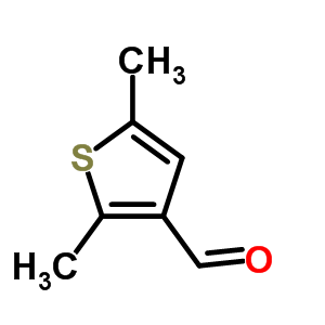26421-44-3 2,5-dimethylthiophene-3-carbaldehyde