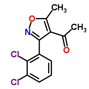 266679-19-0 1-[3-(2,3-dichlorophenyl)-5-methylisoxazol-4-yl]ethanone