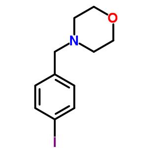 299159-27-6 4-(4-iodobenzyl)morpholine