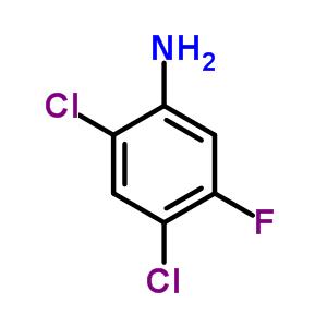 348-64-1;7088-60-0 2,4-dichloro-5-fluoroaniline