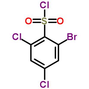 351003-53-7 2-bromo-4,6-dichlorobenzenesulfonyl chloride