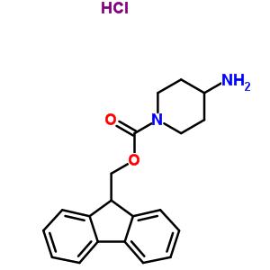 36397-19-0;811841-89-1 9H-fluoren-9-ylmethyl 4-aminopiperidine-1-carboxylate hydrochloride