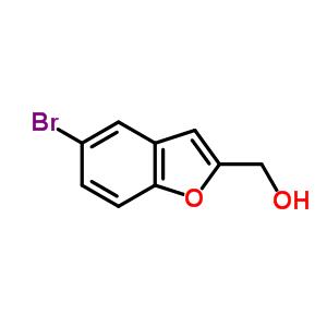 (5-溴-1-苯并呋喃-2-基)甲醇 38220-77-8