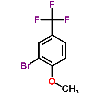402-10-8 2-bromo-1-methoxy-4-(trifluoromethyl)benzene