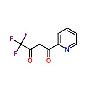 4,4,4-三氟-1-(吡啶-2-基)-1,3-丁二酮 4027-51-4
