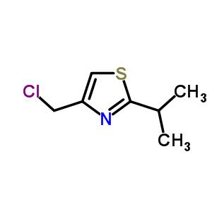 4-氯甲基-2-异丙基噻唑 40516-57-2