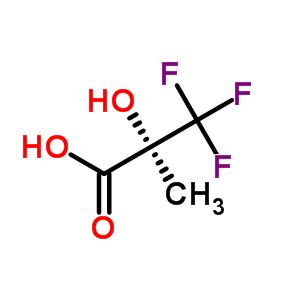 (R)-3,3,3三氟-2-羟基-2-甲基丙酸 44864-47-3
