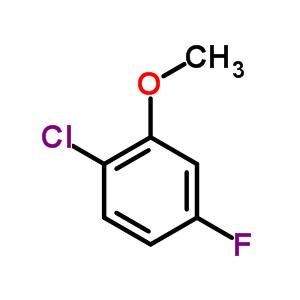 450-89-5 1-chloro-4-fluoro-2-methoxybenzene
