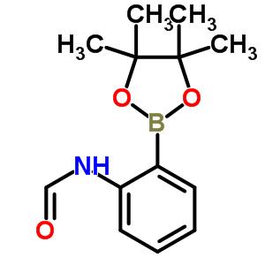 480425-36-3 N-[2-(4,4,5,5-tetramethyl-1,3,2-dioxaborolan-2-yl)phenyl]formamide