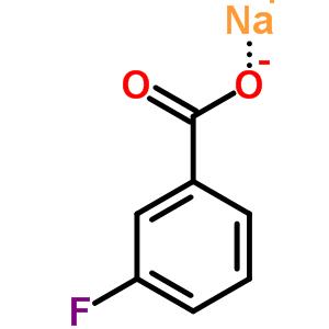 499-57-0 sodium 3-fluorobenzoate
