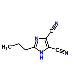 51802-42-7 2-propyl-1H-imidazole-4,5-dicarbonitrile