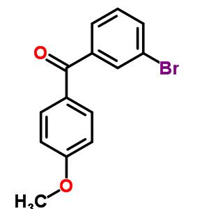 54118-76-2 (3-bromophenyl)(4-methoxyphenyl)methanone