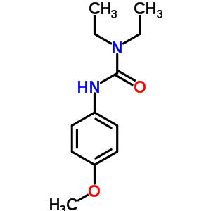 56015-84-0 1,1-diethyl-3-(4-methoxyphenyl)urea