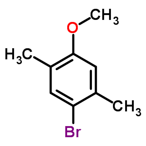 58106-25-5;1174893-99-2 1-bromo-4-methoxy-2,5-dimethylbenzene