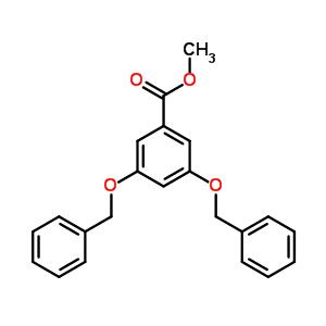 Methyl 3,5-dibenzyloxybenzoate 58605-10-0;2732-96-9