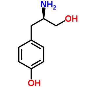 58889-64-8 4-[(2R)-2-amino-3-hydroxypropyl]phenol