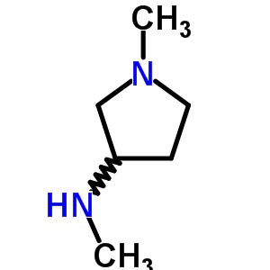 64021-83-6;13005-11-3 N,1-dimethylpyrrolidin-3-amine