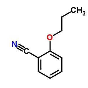 6609-58-1 2-propoxybenzonitrile