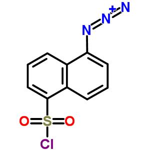 73936-73-9 5-azidonaphthalene-1-sulfonyl chloride