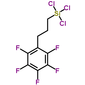 78900-02-4 trichloro[3-(pentafluorophenyl)propyl]silane