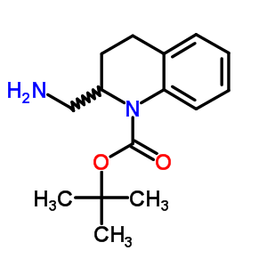 811842-15-6 tert-butyl 2-(aminomethyl)-3,4-dihydroquinoline-1(2H)-carboxylate