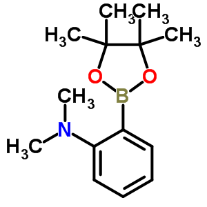 832114-08-6 N,N-dimethyl-2-(4,4,5,5-tetramethyl-1,3,2-dioxaborolan-2-yl)aniline