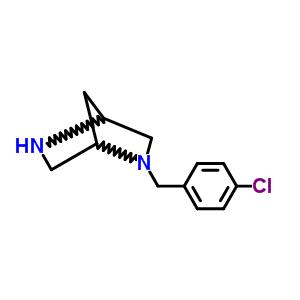 845866-65-1 2-(4-chlorobenzyl)-2,5-diazabicyclo[2.2.1]heptane